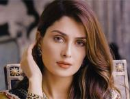 Ayeza Khan Thanks fans after her instagram account hit six millio ..