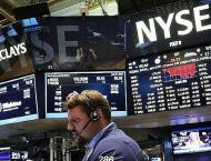 Europe stocks slide at open; London hit by GDP shock