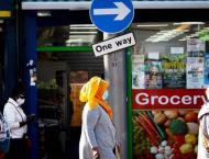 UK economy shrinks a fifth on virus lockdown
