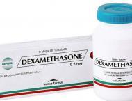 Punjab govt bans sale of Dexamethasone at pharmacies for treatmen ..