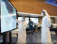 Mohammed bin Zayed commends progress at ADNOC's Ruwais refining ..