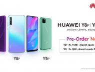 Huawei Pumps-up its Y Series with the new HUAWEI Y6p and HUAWEI Y ..