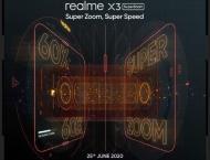 Realme X3 SuperZoom launching June 25th– 60x Hybrid Zoom Beyond ..