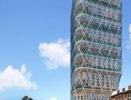 Oz tech titans to build world's tallest 'hybrid timber' tower in  ..