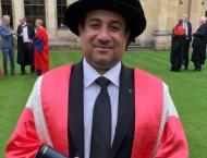 Rahat Fateh Ali Khan marks one year of receiving honorary degree  ..