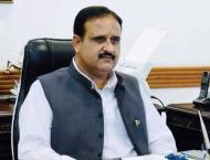 PTI south Punjab delegation calls on Chief Minister Buzdar