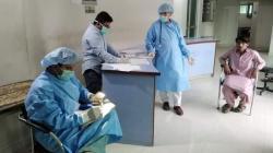 One more corona patient dies in Hyderabad