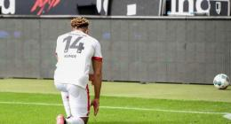 Mainz's Kunde Malong takes knee, Bayern and Dortmund show support for Black Lives Matter