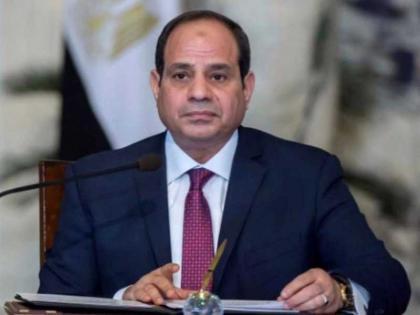 """الرئيس المصري : تدخل مصر المباشر في الأزمة الليبية تتوفر له الشرعية الدولية وتجاوز """"سرت - الجفرة"""" خط أحمر"""
