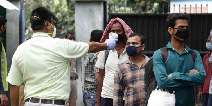 India reports highest daily spike of 8,392 COVID-19 cases as total reach 190,535