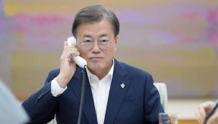 S. Korea expects to become formal member of expanded G7: Cheong Wa Dae