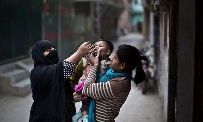 DC issues alert after polio virus detected in sewerage