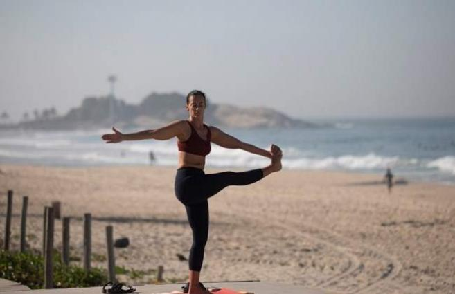 Yoga no good for cooped-up Greeks, says church