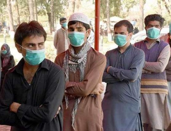 No Mask, No Service working in Dera