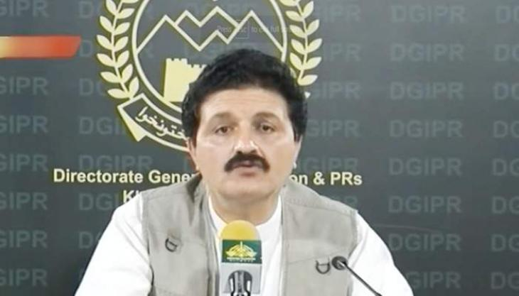 Ajmal Wazir advises opposition to stay apolitical during pandemic