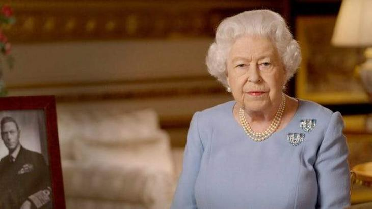 Queen Elizabeth joins her first public video call to mark carers week
