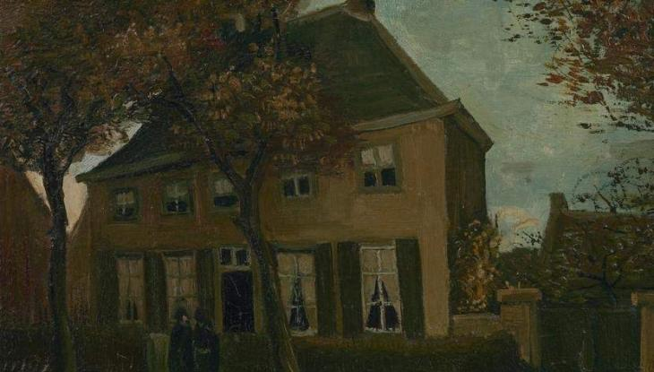 Photos of stolen Van Gogh handed to Dutch art sleuth