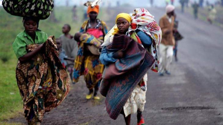 DR Congo Violence Displaces Over One Million In Six Months: UN ...