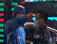 Most Asian markets up on economy hopes despite virus fears
