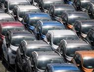 Sales of major U.S. automakers plunge in Q2