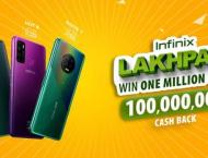Infinix Unveils Exciting Lucky Draw with Mega Discounts for the C ..