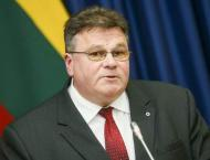 Lithuanian Foreign Minister Says Recommended to Ban RT in Country