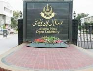 Allama Iqbal Open University uploads merit lists of Spring 2020 a ..