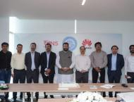 NUST partnered with Huawei to launch First SDN Project in Pakista ..