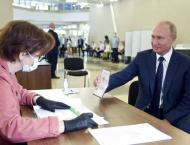 Russia's Central Election Commission Certifies Results of Constit ..