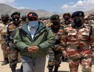 No party should escalate situation: China objects on PM Modi's La ..