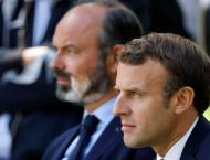 Macron Looks to Consolidate Power With Appointment of Castex as P ..