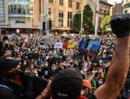 Thousands Take Part in Protests Against Racial Inequality Across  ..