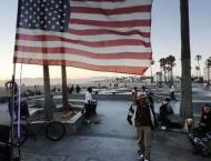 Virus, protests and Trump's angry words darken July 4 weekend