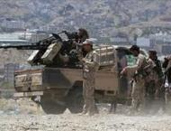 At Least 5 Houthis Killed in Clashes With Yemeni Gov't Forces in  ..