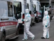 Russia Records 6,611 COVID-19 Cases in 24 Hours, Total Reaches 68 ..