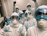 Moscow Region Doctors Travel to Kazakhstan to Help Fight COVID-19