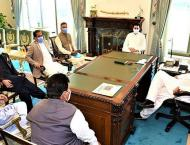 Members of Punjab assembly call on Prime Minister
