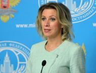 Russian Foreign Ministry Spokeswoman on Rumored Ambassador Appoin ..
