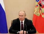 Palestinian Leader Congratulates Putin on Russian Constitutional  ..