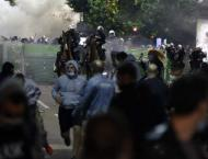 Total of 36 People Injured in Renewed Riots in Belgrade Over Curf ..
