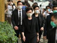 Hong Kong leaders, tycoons bid farewell to gaming magnate Ho