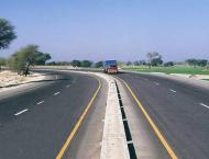 Several road infrastructure projects being executed in KP