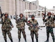 Syrian Army Repels Terrorist Attack in Northwestern Province - De ..