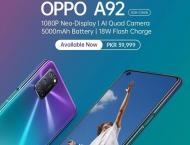 OPPO Redefines the A Series User Experience with OPPO A92