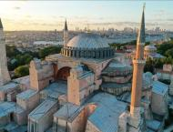 Hagia Sophia will open outside prayer time, says Turkey