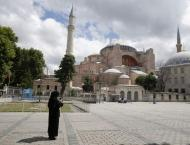 Kremlin Praises Ankara's Pledge to Leave Hagia Sophia Open to Vis ..