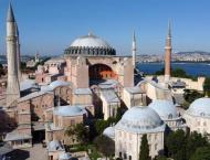 Erdogan Erred in Converting Hagia Sophia Into Mosque to Win New S ..