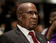 South African anti-apartheid icon Andrew Mlangeni dies