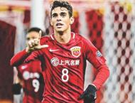 Brazilian star Oscar says he would play for China