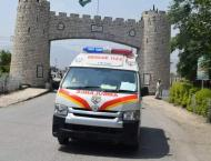 Three dead bodies recovered from an apartment in Hayatabad Townsh ..